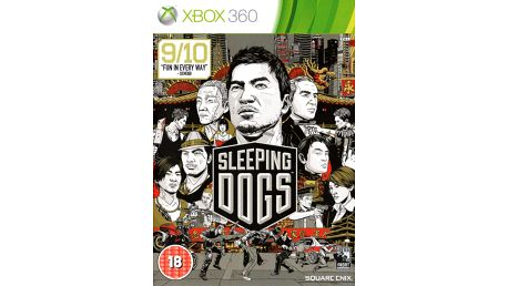 Sleeping Dogs - X360 - 5021290051256