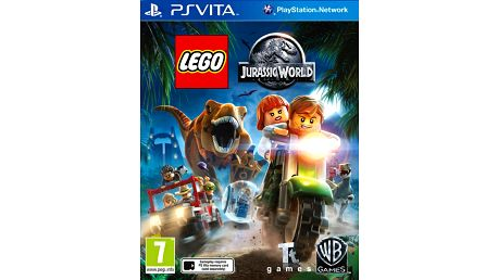 LEGO Jurassic World (PS Vita) - 5051892191524