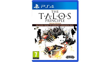 The Talos Principle: Deluxe Edition - PS4 - 3391891985451