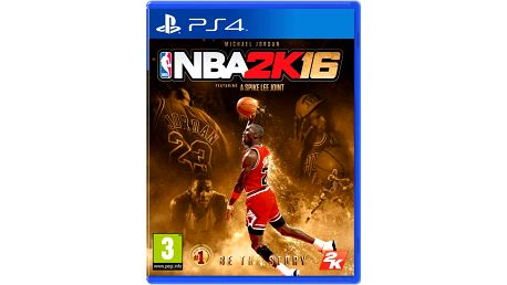 NBA 2K16 - Michael Jordan Edition - PS4 - 5026555421379