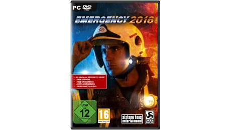 Emergency 2016 - PC - PC - 8595071033771