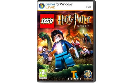 LEGO Harry Potter: Years 5-7 (PC) - PC - CEPC132510