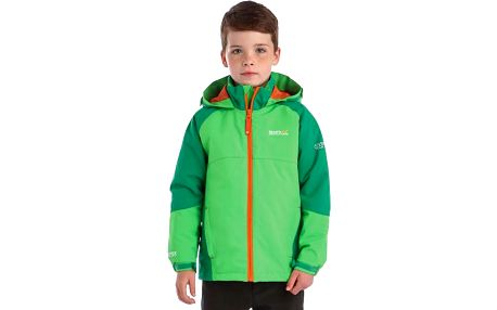 Dětská - juniorská bunda Regatta RKP134 PARATROOPER Fairwy/Highl
