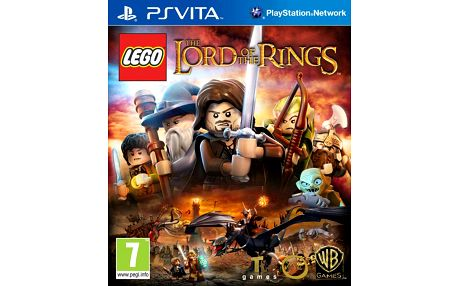 LEGO The Lord of the Rings (PS Vita) - 5051892116282