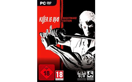 Killer is Dead - Nightmare Edition - PC - PC - 5908305208143