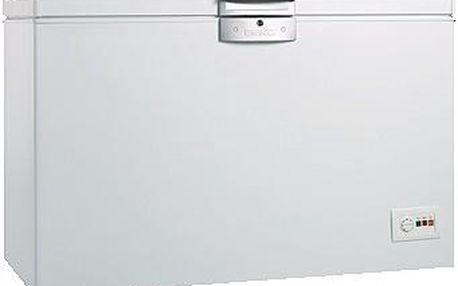 Pultový mrazák Beko HSA 37530