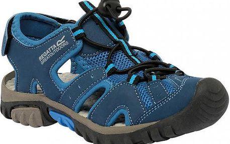 Dětské sandály Regatta RKF413 DECkSIDE JNR BluWing/Petr