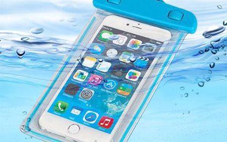 Vodotěsný obal na telefon a cennosti