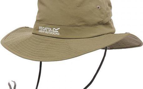 Pánský klobouk Regatta RUC021 HIKING Hat WR Grape Leaf