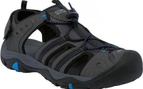 Pánské sandály Regatta RMF495 BACKSHORE Grani/FrBlue