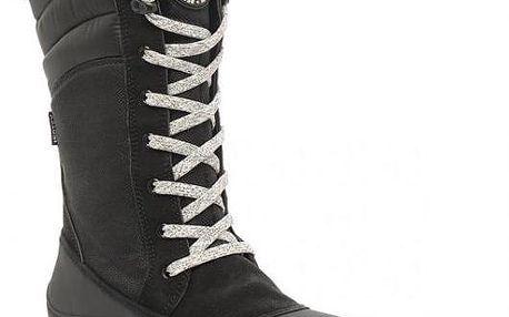 Dámské zimní boty Regatta RWF432 WESTVALE Black/White