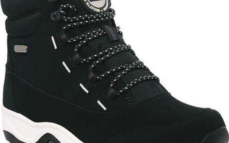 Dámské zimní boty Regatta RWF423 MOUNTPEAK Black/White