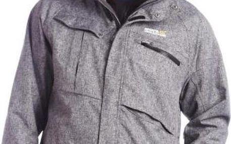 Pánská lyžařská bunda 3v1 Regatta RMP130 SOLARFLARE Black