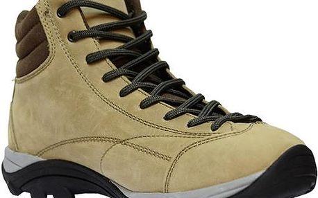 Dámská kotníková outdoorová obuv Regatta SBRWF478 LE FLORIAN HIGH LADY light brown/brown
