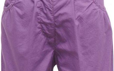 Dětské - juniorské dívčí šortky Regatta RKJ049 DOLIE Short Purple heart