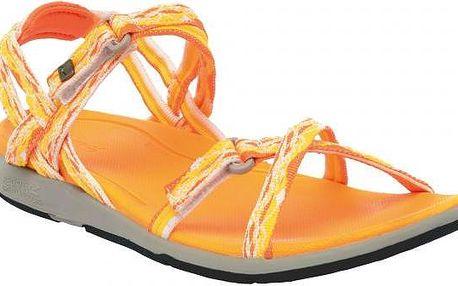 Dámské sandále Regatta RWF463 SANTA MONICA Marigold/Ash