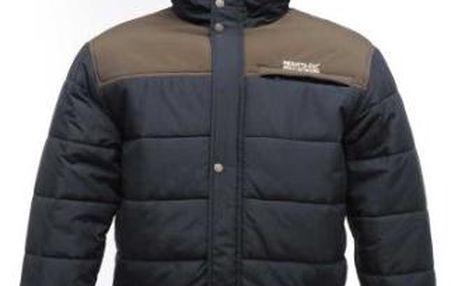 Pánská zimní bunda Regatta RMN017 WINTERWARM black