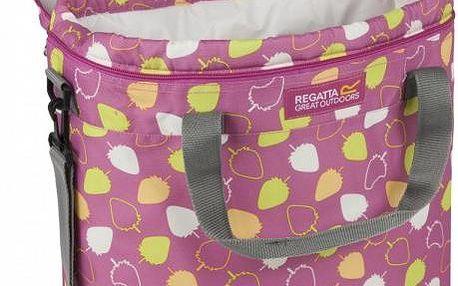 Chladící taška Regatta RCE086 FRESKA 15L Strawberry