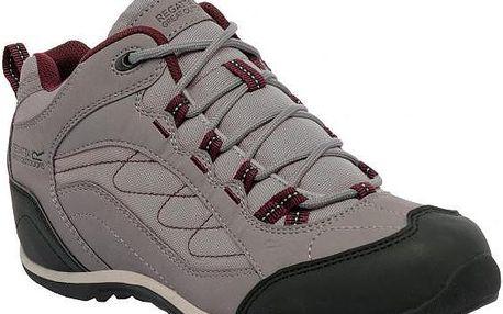 Dámská kotníková obuv Regatta RWF453 EASTMOOR MID SteepleG/Fig