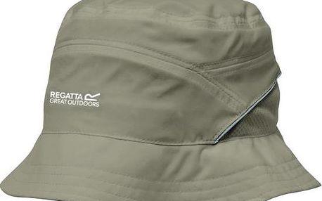 Klobouk Regatta RUC025 Extend 3 Bucket šedá