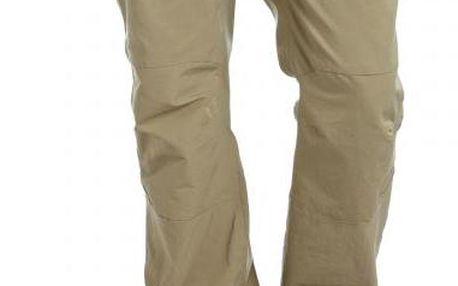 Pánské strečové kalhoty Regatta RMJ050L GEO EXTOL TRS Parchment long