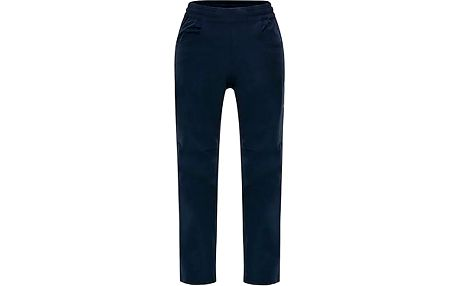 ALPINE PRO Dětské softshellové kalhoty Omineco - tmavě modré