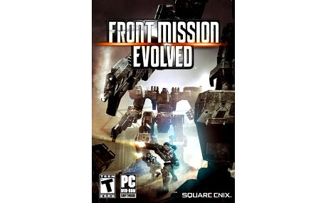 Front Mission Evolved (PC) - PC - 5021290041950