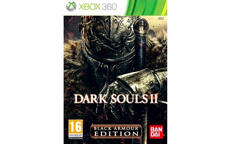 Dark Souls II - Limited Black Armored Edition - 3391891975247