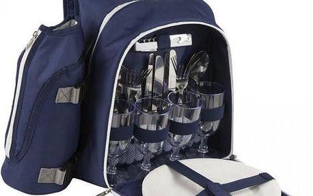 Piknikový batoh Regatta RCE103 FRESKA 4 Navy