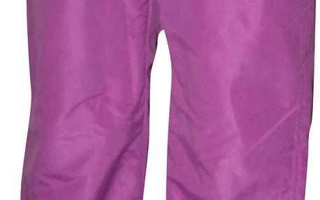Bugga Dívčí kalhoty s podšívkou - fuchsiové