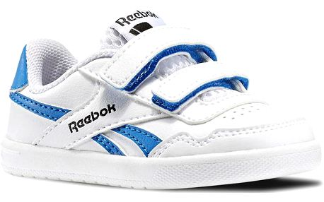 Reebok Dětské tenisky Royal Effect - modro-bílé