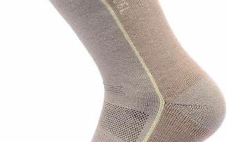 Dámské funkční ponožky Regatta RWH020 Xert Blister Prot béžová