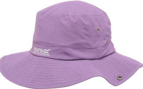 Pánský klobouk Regatta RUC021 HIKING Hat WR Purple Heart