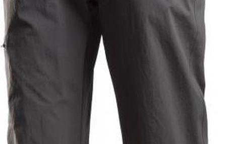 Dámské strečové 3/4 outdoorové kalhoty Regatta RWJ103 Wm XERT Str Capri Ebony