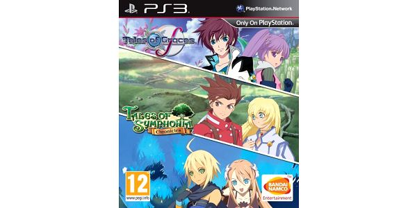 Tales of Graces F and Tales of Symphonia Chronicles Compilation - PS3 - 3391891984485