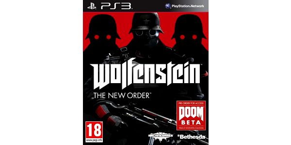 Wolfenstein: The New Order - PS3 - 5055856402220
