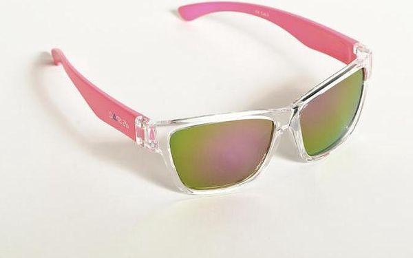 Dětské sluneční brýle DARE2B POL597 T5594 NeonPink