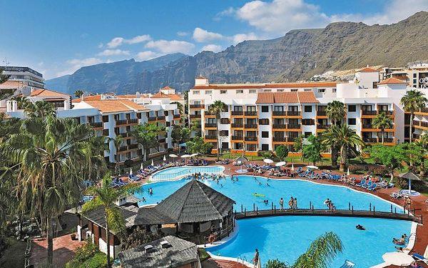 Globales Tamaimo Tropical, Kanárské ostrovy, Tenerife, 8 dní, Letecky, All inclusive, Alespoň 3 ★★★, sleva 16 %, bonus (Levné parkování na letišti: 8 dní 499,- | 12 dní 749,- | 16 dní 899,- )