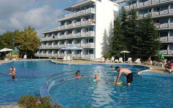 Bulharsko - Primorsko na 8 až 12 dní, snídaně s dopravou letecky z Prahy, letecky z Brna nebo autobusem