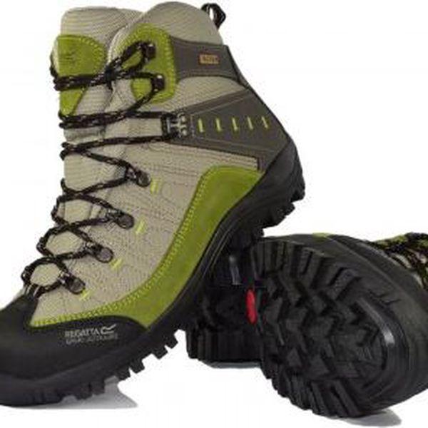 Dámská kotníková obuv Regatta SBRWF475 SUMMIT Grey/Green
