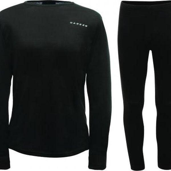 Pánské termo prádlo Dare2B DMU305 INSULATE B/L Set Black