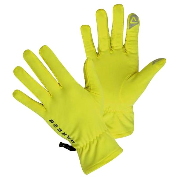 Technické rukavice Dare2B DUG005 Smart Glove II Fluro Yellow