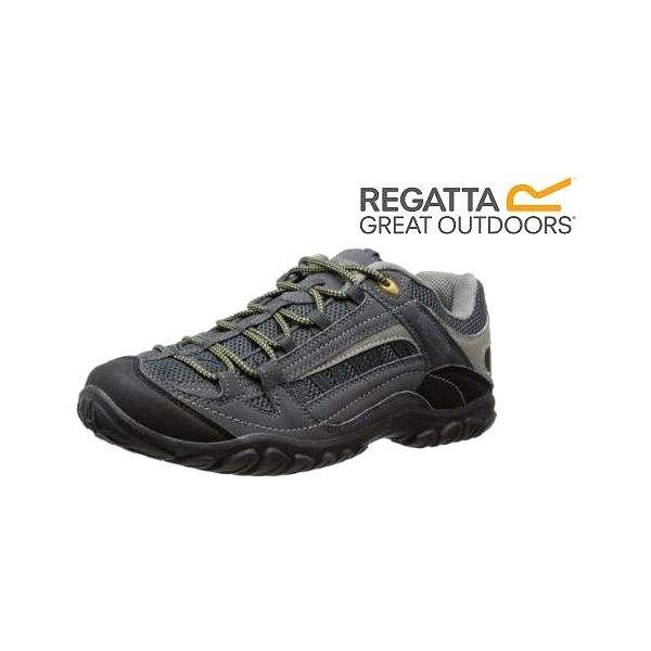Pánská obuv Regatta SRMF493 EDGEPOINT Grani/AntMos