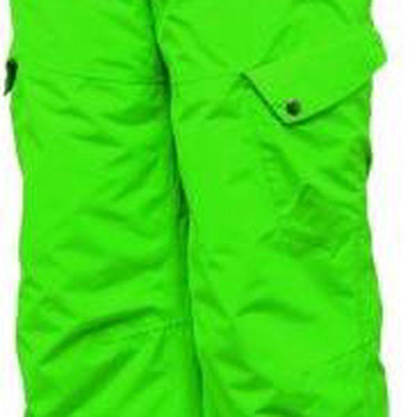 Dětské lyžařské kalhoty Dare2B DKW036 STOMP IT OUT Fairway Green