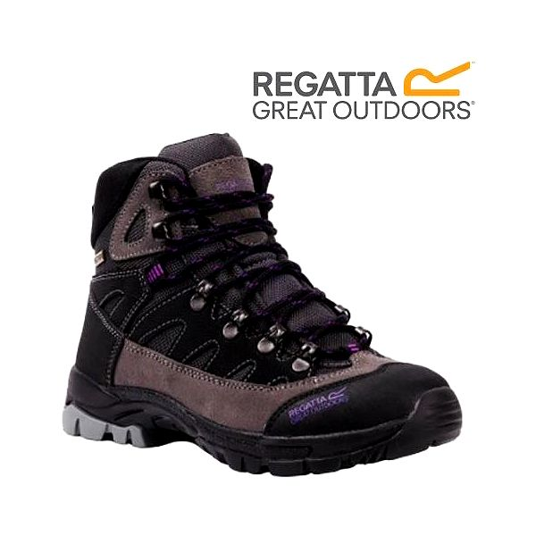 Dámské boty Regatta SBRWF476 LADY PHANTOM Grey