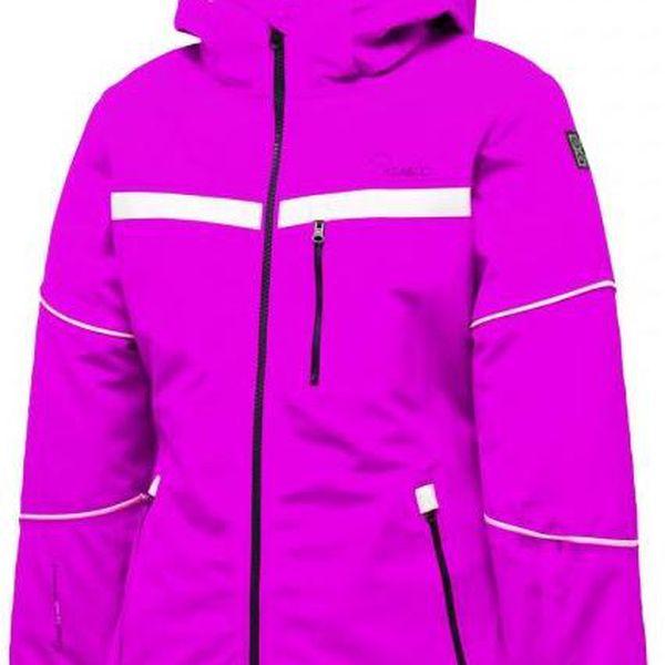 Dětská lyžařská bunda Dare2B DGP018 ICICLE Jkt Electric Pink
