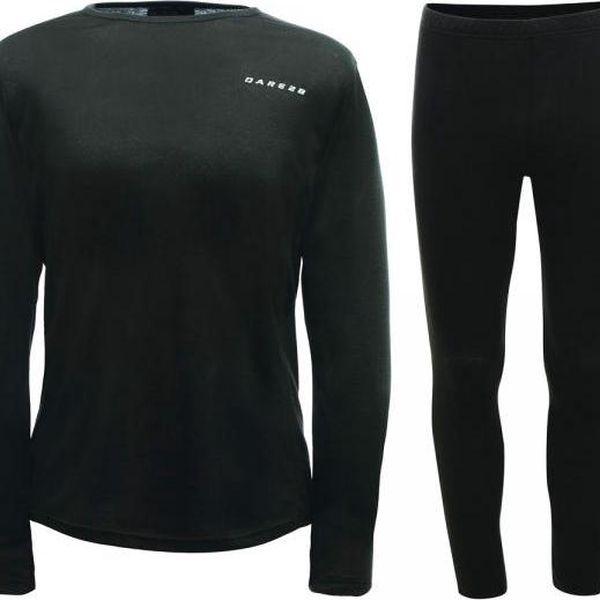 Dámské termo prádlo Dare2B DWU305 INSULATE B/L set Black