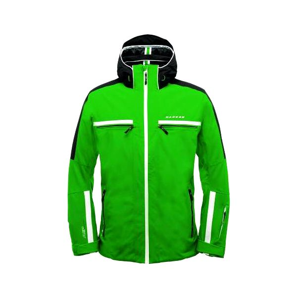 Pánská lyžařská bunda Dare2B DMP302 PRONOUNCE Trek Green