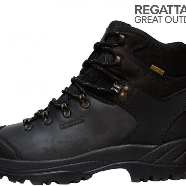 Pánská obuv Regatta SBRFM485 ORTLER Black