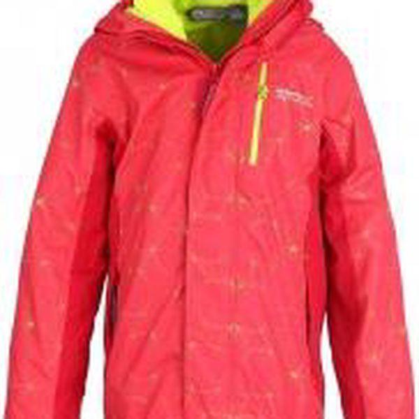 Dětská bunda 3v1 Regatta RKP098 MOONFLARE Lollipo/lips